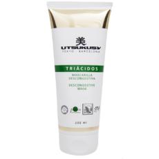 Utsukusy Triacidos Gesichtsmaske - abschwellende und regenerierende Gesichtsmaske - konzipiert für die Verwendung nach chemischen Peelings wie z.B. Fruchtsäurpeelings