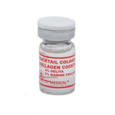 Utsukusy Kollagen Serum 5 x 5 ml für Microneedling mit einem Dermapen oder Dermaroller