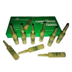 Utsukusy Carboxderm Firming Serum - 10 sterile Ampullen bei schlaffer, faltiger Haut