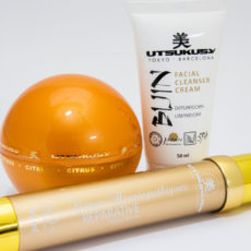 Utsukusy Citrus Homeopathiques Home Care Set