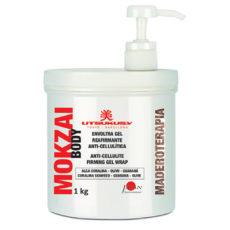 Utsukusy Body Wrap aus der Körperpflegelinie Mokzai - Anti-Cellulite & Firming