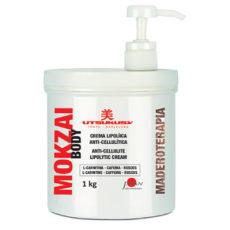 Utsukusy Body Lipolyse und Anti-Cellulite Creme aus der Körperpflegelinie Mokzai