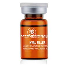 Utsukusy Hyal Filler Serum - Hyaluron Serum mit vernetzter Hyaluronsäure