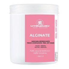 Erfrischende Algenmaske