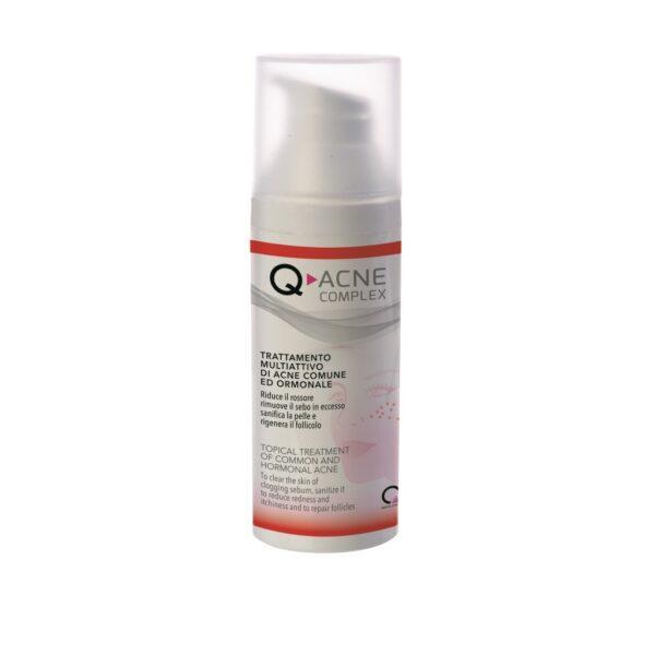 Q-Acne Complex zur Behandlung von Akne und Pickeln