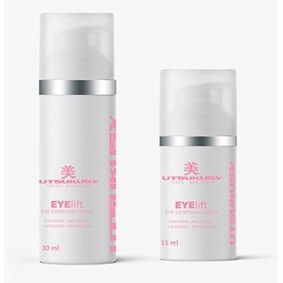 Augencreme - Utsukusy Eyelift Cream - Augen-Creme